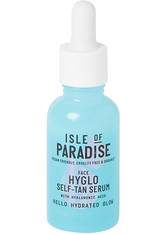 Isle of Paradise HYGLO Hyaluronic Self-Tan Serum for Face 30ml