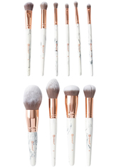 BH COSMETICS - Marble Luxe – 10-teiliges Pinselset - MAKEUP PINSEL
