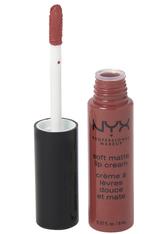 NYX Professional Makeup Soft Matte Lip Cream Liquid Lipstick 8 ml Nr. 32 - Rome