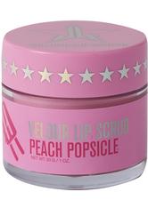 JEFFREE STAR COSMETICS - Velour Lip Scrub Peach Popsicle - LIPPENPEELING