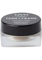 NYX Professional Makeup Tame & Frame Tinted Brow Pomade Augenbrauengel  5 g Nr. 01 - Blonde