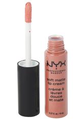 NYX Professional Makeup Soft Matte Lip Cream Liquid Lipstick 8 ml Nr. 02 - Stockholm