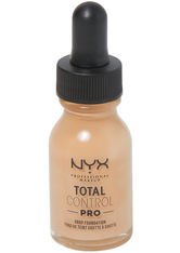 NYX Professional Makeup Total Control Pro Drop Controllable Coverage Foundation 13ml (Various Shades) - Medium Buff