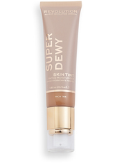 MAKEUP REVOLUTION - Superdewy Tinted Moisturiser Rich Tan - Bb - Cc Cream