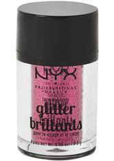 NYX Professional Makeup Glitter Brilliants Face & Body Glitzer 2.5 g Nr. 446