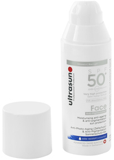 Ultrasun Face Anti-Ageing And Anti-Pigmentation Sun Protection Very High SPF50+ 50ml