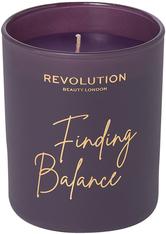 MAKEUP REVOLUTION - Finding Balance Scented Candle - Duftkerzen