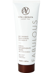 Vita Liberata Fabulous Self Tanning Dark Selbstbräunungslotion  100 ml