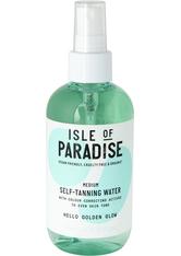 Isle of Paradise Selbstbräuner Medium Self-Tanning Water Selbstbräunungsspray 200.0 ml