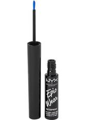 NYX Professional Makeup Epic Wear Semi Permanent Liquid Liner (Various Shades) - Sapphire