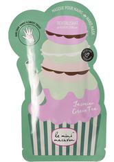 Le Mini Macaron Jasmine Green Tea Hand Mask 24ml