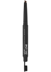 NYX PROFESSIONAL MAKEUP - NYX Professional Makeup Fill and Fluff Eyebrow Pomade Pencil 0.2g (Various Shades) - Espresso - Augenbrauen