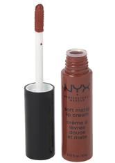 NYX Professional Makeup Soft Matte Lip Cream Liquid Lipstick 8 ml Nr. 23 - Berlin