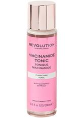 Revolution Skincare Gesichtswasser Niacinamide Tonic Gesichtswasser 200.0 ml