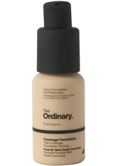 The Ordinary Coverage Foundation with SPF 15 by The Ordinary Colours 30 ml (verschiedene Farbtöne) - 1.0P