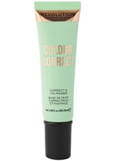 Revolution - Primer - Colour Correct Primer