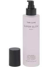 Tan-Luxe Super Glow Body Hyaluronic Self-Tan Serum 150ml