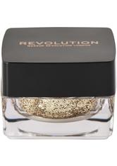 MAKEUP REVOLUTION - Makeup Revolution - Glitter Paste - Power Hungry - LIDSCHATTEN