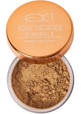 EX1 COSMETICS - EX1 Cosmetics Pure Crushed Mineral Puder Foundation 8gr (verschiedene Nuancen) - 11.0 - Gesichtspuder