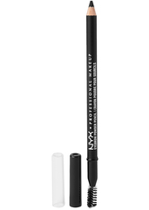 NYX Professional Makeup Eyebrow Powder Pencil Augenbrauenstift  1.4 g Nr. 09 - Black