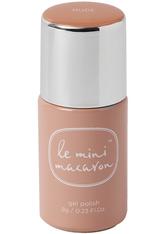 LE MINI MACARON - Le Mini Macaron Gel Polish - Nude 10ml - Nagellack