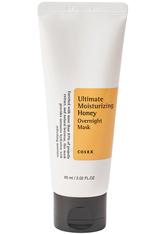Cosrx Produkte COSRX Ultimate Moisturizing Honey Overnight Mask 60ml Nachtcreme 60.0 ml
