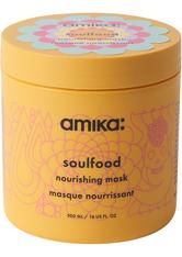 AMIKA - Soulfood Nourishing Mask - Soulfood Nourishing Mask - HAARMASKEN