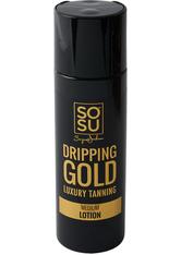 Dripping Gold Luxury Tanning Lotion Medium