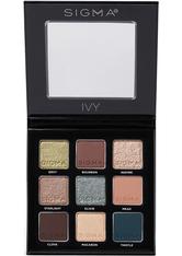Sigma Lidschatten IVY Eyeshadow Palette Lidschatten 1.0 pieces