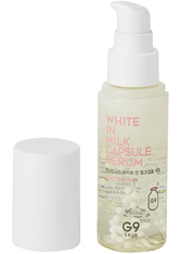 G9 Skin Produkte WHITE IN MILK CAPSULE SERUM Serum 50.0 ml