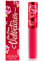 Lime Crime Velvetine Matte Lipstick 2.6ml True Love (Vibrant Pinky Red)