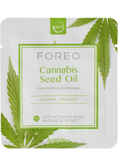 FOREO Cannabis Seed Oil UFO Calming Face Mask (6 Pack)