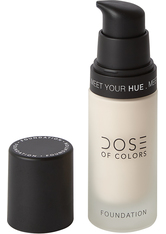 DOSE OF COLORS - Meet Your Hue Foundation 101 Fair - Foundation