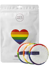 FACEEZ - Love is Love Makeup Remover Pads  Limited Edition - Makeup Entferner