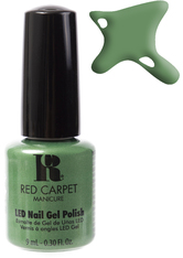 RED CARPET - Martinis & Mistletoe Green Pea - NAGELLACK
