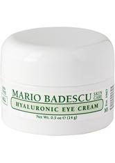 Mario Badescu Produkte Hyaluronic Eye Cream Augenpflegekonzentrat 14.0 ml