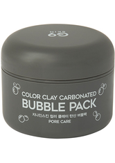 G9 SKIN - Color Clay Carbonated Bubble Pack - CREMEMASKEN