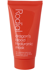 Rodial - Dragon`s Blood Hyaluronic Mask - Feuchtigkeitsmaske