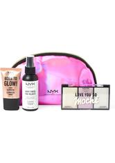 NYX Professional Makeup Diamonds and Ice Please Born to Glow Gift Set