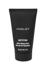 INGLOT - INGLOT Mattifying Under Makeup Base Primer  30 ml Transparent - Primer