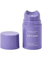 Retinol Overnight Cream