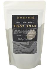 Charcoal Foot Soak