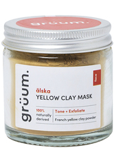 älska Yellow Clay Face Mask