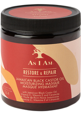 AS I AM - As I Am Jamaican Black Castor Oil Moisturizing Masque - Haarmasken