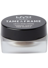 NYX Professional Makeup Tame & Frame Tinted Brow Pomade Augenbrauengel  5 g Nr. 03 - Brunette