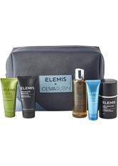 ELEMIS Produkte Skin Soothe Shave Gel 50 ml + Superfood Facial Wash 30 ml + Daily Moisture Boost 50 ml + Sharp Shower Body Wash 100 ml + Instant Refreshing Gel 20 ml + Olivia Rubin Bag 1 Stk.