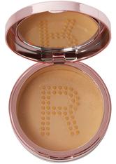 MAKEUP REVOLUTION - Revolution - Puder - Conceal & Fix Setting Powder Deep Honey - Gesichtspuder