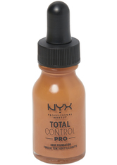 NYX Professional Makeup Total Control Pro Drop Controllable Coverage Foundation 13ml (Various Shades) - Almond