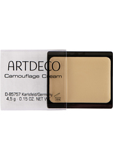 Artdeco Make-up Gesicht Camouflage Cream Nr. 01 neutralizing green 4,50 g