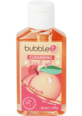 BUBBLE T - Bubble T Hand Cleansing Gel - Peach 50ml - Cleansing